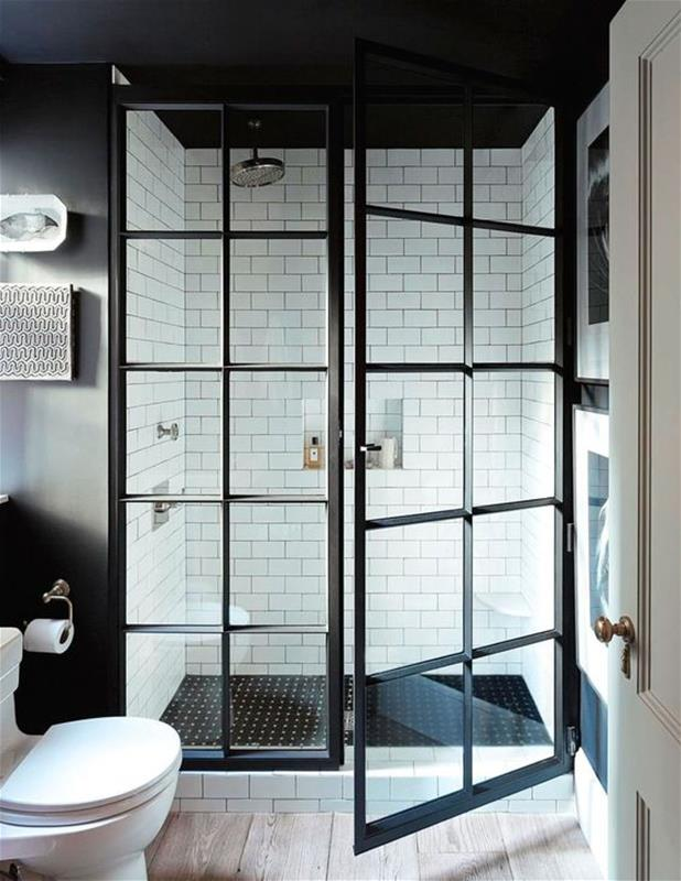 Dark Features In Your Bathroom
