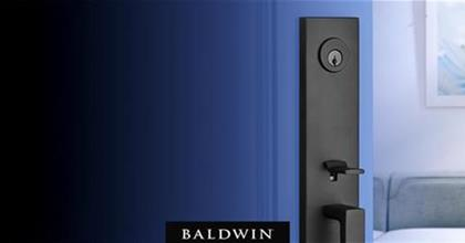 Satin Black Finish Offered for Baldwin Reserve